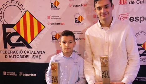 Premis per a Samuel Bean i Quim González