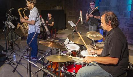 Afro Blue porta el seu jazz a Concabella