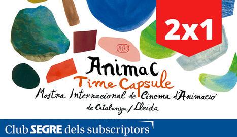 La Mostra Internacional de Cinema d'Animació de Catalunya, l'Animac, arriba a la seva 24a edició.