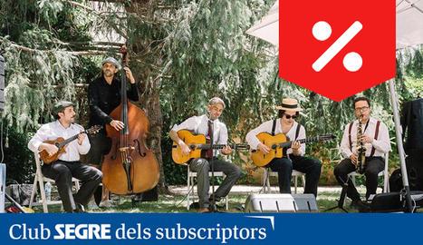 El quintet català 'Le Pink Tzigane' interpretarà clàssics del jazz.