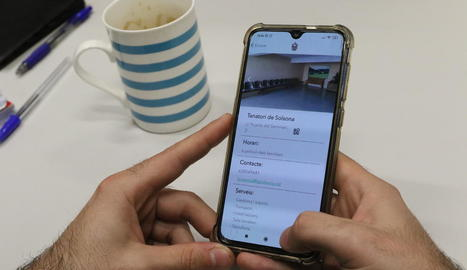 L'aplicació està disponible tant per a Android com per a iOS.