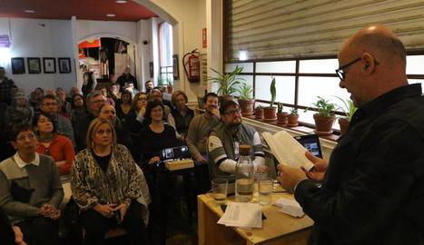Recullen firmes a Lleida per dignificar les víctimes empresonades al camp de concentració a la Seu Vella