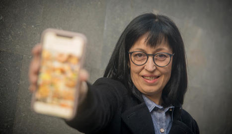 """anna 'recetas fáciles' """"La recepta del pa de pessic és molt senzilla i acumula més de 21 milions de visites"""""""