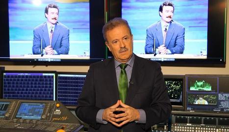 Manuel Campo Vidal va moderar el primer debat electoral.