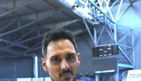 Miki Feliu compleix la cinquena temporada al Força Lleida.