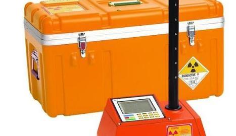 Extraviats dos equips amb fonts radioactives de baixa activitat a Lleida