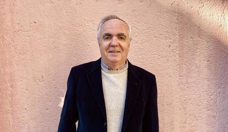 Marcel Fité presentarà el llibre dijous vinent a Lleida.