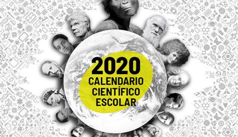 Descarrega't el calendari científic escolar