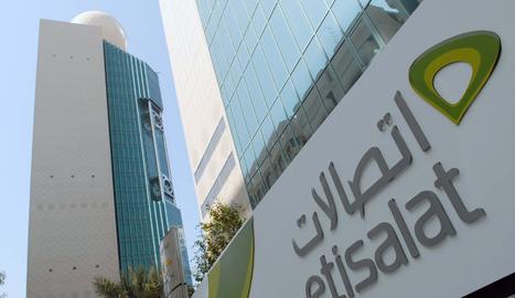 Imatge de la seu d'Etisalat