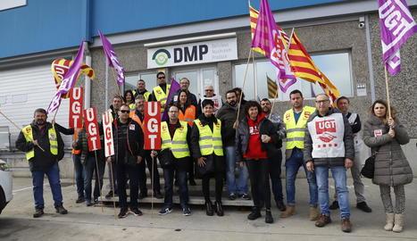 Denuncien l'acomiadament de 2 empleades per promoure una llista sindical