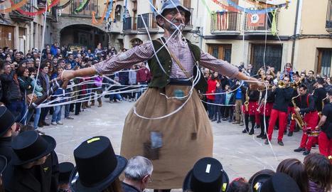 El Brut de Torà estrena el Carnaval