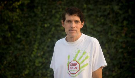 """Miquel Solé: """"No segueixo cap pla d'entrenament ni cap dieta, tampoc no m'he lesionat mai"""""""