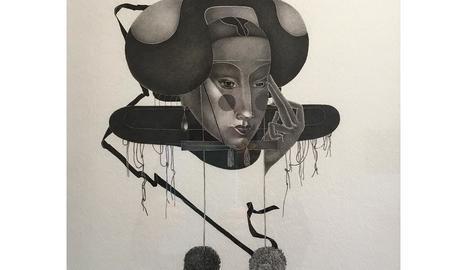 Retrat subtil de la feminitat