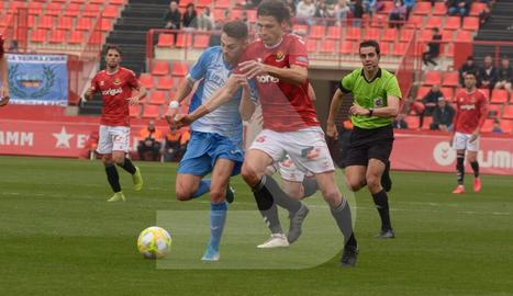 El Lleida suma un altre punt a Tarragona