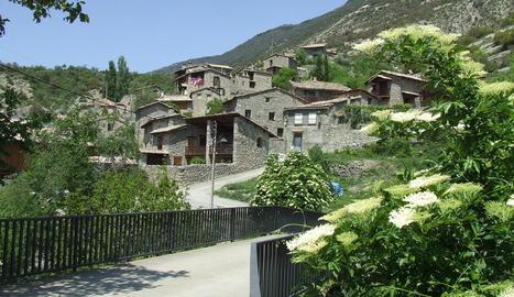 Imatge d'arxiu de la població de Cabó.