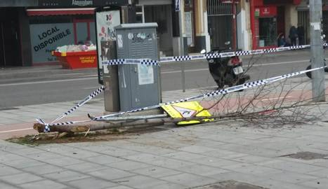 Accident d'un conductor ebri