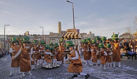 Festes del Carnaval a tot Lleida