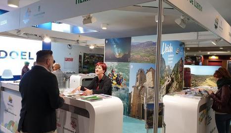 La Paeria promociona Lleida a Navartur