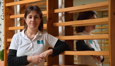"""Iris Martínez Guevara: """"És tan important tenir cura del sòl pelvià com rentar-se les dents"""""""