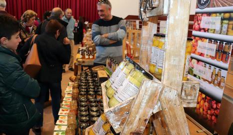 Bellaguarda estrena la seva Mostra Gastronòmica de l'Oli i la Tòfona