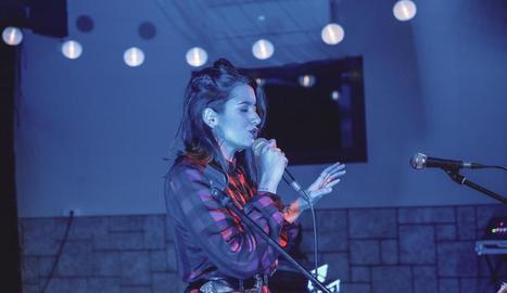 Anne Marz ha escrit i compost la seua primera cançó, 'Mujeres'.