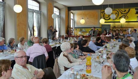 Imatge d'arxiu del menjador social de Solsona.