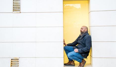 """Jaume Oliver: """"Avui, la gran literatura, fins i tot de comèdia, és la que es fa a les sèries"""""""