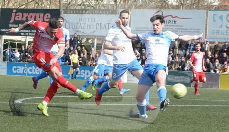 Un Lleida sense pólvora empata 0-0 en el camp del Prat