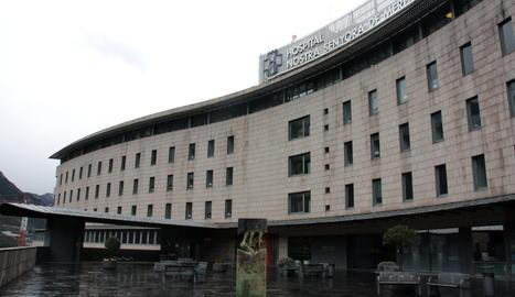 L'Hospital Nostra Senyora de Meritxell d'Andorra.