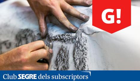 Mostra del treball del pintor català Oriol Vilapuig a les Valls d'Àneu, territori on l'artista inscriu un micro relat a partir de la tècnica del frottage