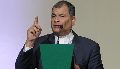 Demanen vuit anys per a Correa per cobrar