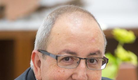 """Antoni Gelonch: """"Més que sostre de vidre, molts cops les dones es troben amb un sostre de formigó"""""""