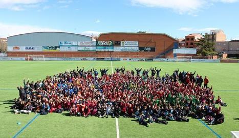 La Trobada Esportiva de Primària del Pla d'Urgell es va celebrar a les instal·lacions esportives de Mollerussa.