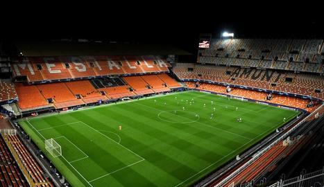 Depriment imatge de Mestalla.