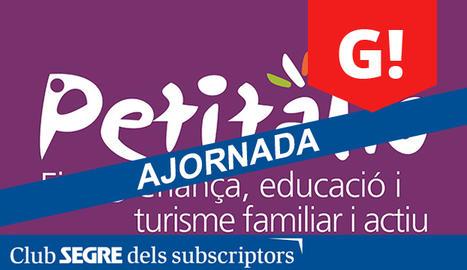 Arriba la 14a edició de la fira Petitàlia, la fira per a la criança, la salut, l'educació i el lleure infantil.