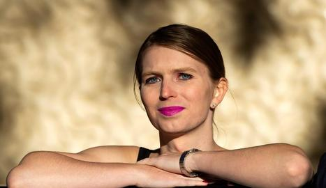 L'exsoldat nord-americà Chelsea Manning.