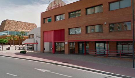L'edifici de Mercolleida.