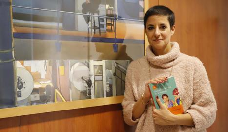 """Gemma Ruiz Palà: """"La nostra educació es basa en l'extracció de materials i persones"""""""