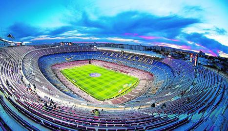 La possible suspensió del futbol provocarà pèrdues irreparables en clubs i estaments.