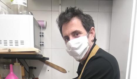 Jordi Hernández, de l'Asador Gorka.