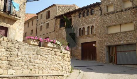 Imatge d'arxiu de l'Albi, a les Garrigues