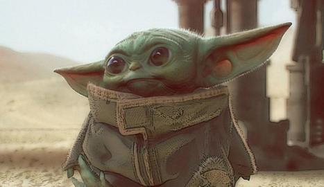 La nova sèrie compta amb un personatge espectacular: Baby Yoda.