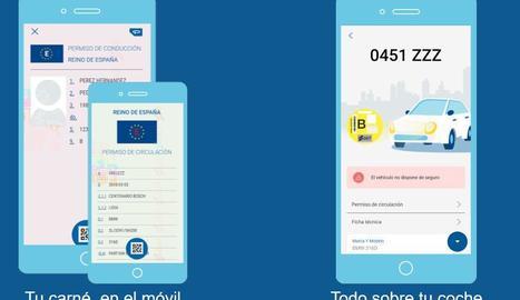 Imatge de l'aplicació 'miDGT'.