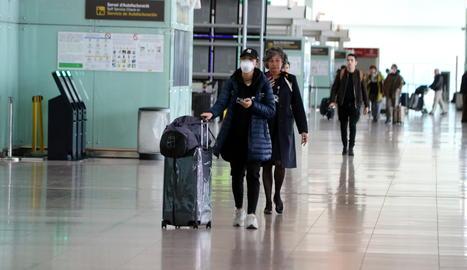 L'aeroport del Prat de Barcelona