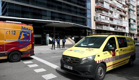 Hotels tancats passen a estar medicalitzats - La Confederació Espanyola d'Hotels i Allotjaments Turístics confia que en el termini de set dies establert per procedir al tancament d'unes 16.000 instal·lacions, les ambaixades repatriïn els se ...