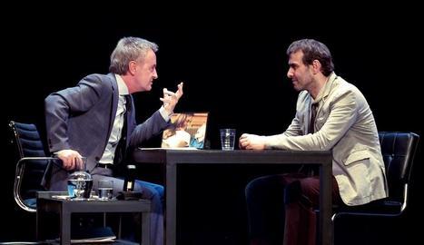 'El crédito', amb Carlos Hipólito i Luis Merlo, a la 'Teatroteca' del ministeri de Cultura, i 'Hamlet', que pot veure's al Lliure de Barcelona.