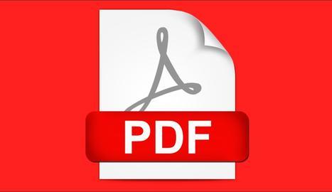 Ús fraudulent del format PDF de diari SEGRE