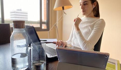 La UdL avaluarà 'online' els alumnes al no preveure reobrir fins a finals d'abril o maig