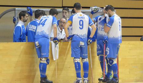 Albert Folguera continuarà una temporada més al capdavant del conjunt llistat.