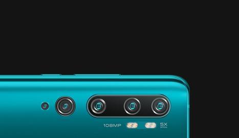 Mòbils amb càmeres de 108 megapíxels. Really, George?